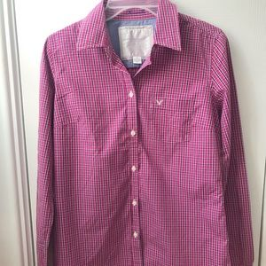 American Eagle Outfitters button up shirt size 8